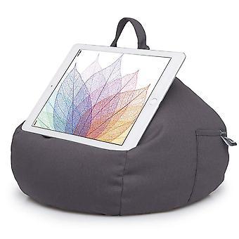 Ibeani باد وسادة &; حامل وسادة اللوحية - يحمل بشكل آمن أي حجم اللوحي، ereader أو كتاب يصل 12. wom58025