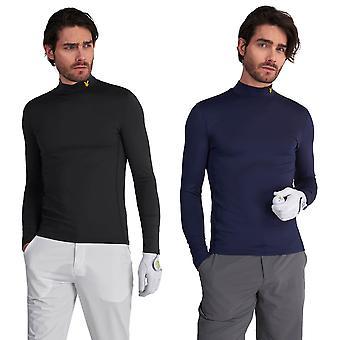 Lyle & Scott Mens Golf Lichtgewicht Vocht Wicking Baselayer