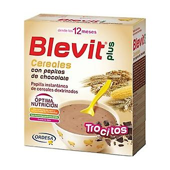 Blevit Plus Cereal Chips And Chocolate Chips 12m + 600g