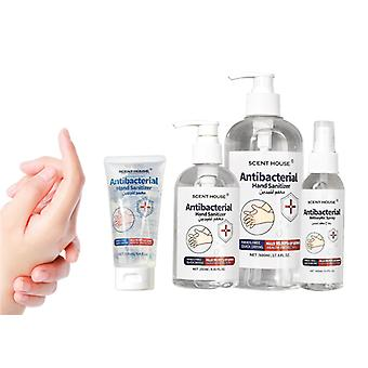 Antibacterial Disinfectant Liquid - Hand Sanitizer Spray Bottle