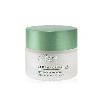 Doctor Babor Clean Formance Revival Cream Rich - 50ml/1.69oz