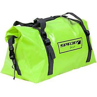 Spada Motorbike Motorcycle Waterproof 30L Dry Bag With Carry Straps Fluo