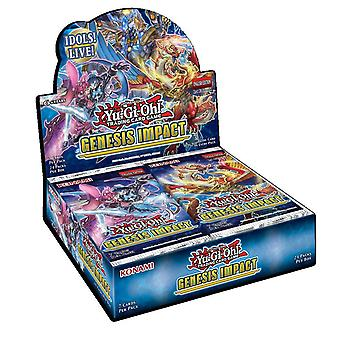 Yu-Gi-Oh! TCG Genesis Impact Booster Box (24 Packs)