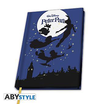Disney - A5 Peter Pan Fly Notebook