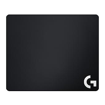 Logitech g440 hard polymer gaming mouse pad, 340 x 280mm, thickness 3mm, for pc / mac mouse - black
