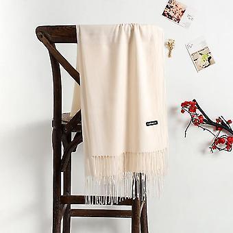 Soft Women Cashmere Scarves, Ladies Summer Shawl, Wrap Autumn, Winter,