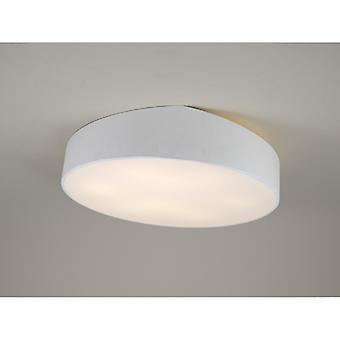 Mantra Mini Ceiling 70cm Round 8xe27 White