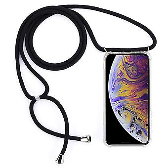 Amzer Pudding Tpu Soft Skin X Protection Case With Lanyard For Iphone