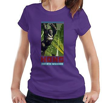 King Kong Den 8: e Wonder City Rage Women&apos, s T-Shirt