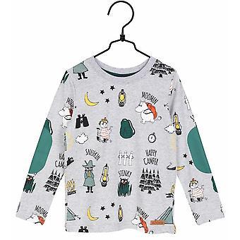 Moomin Camp Life Sweater (Grijs)