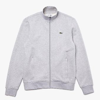 Lacoste Lacoste Sport Cotton Blend Zip Mens Sweatshirt