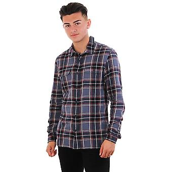 Barbour International Steve Mcqueen Bill Checked Shirt