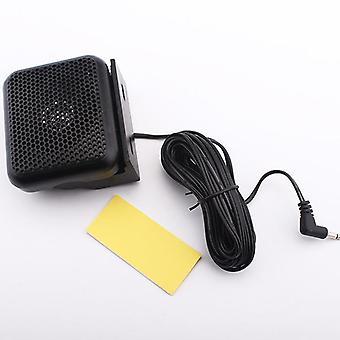 Onboard Radio station Mini speaker P600 speaker Walkie talkie extern