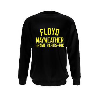 Floyd Mayweather Jr. Boxing Legend Sweatshirt