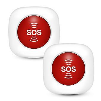 Emergency Help Alarm Systeem Beveiliging Wireless Sos Panic Button