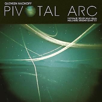 Nachoff,Quinsin - Pivotal Arc [Vinyl] USA import