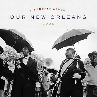 Our New Orleans / Various - Our New Orleans [Vinyl] USA import