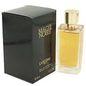 Magie Noire Eau De Toilette Spray af Lancome 2.5 oz Eau De Toilette Spray