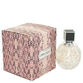 Jimmy Choo Eau De Toilette Spray av Jimmy Choo 2 oz Eau De Toilette Spray