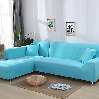 Joustava joustava sohvan kansi, 2piece, Kotelo