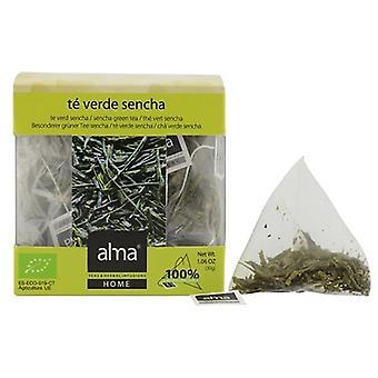 Alma Home Te Verde Sencha 15 Taschen