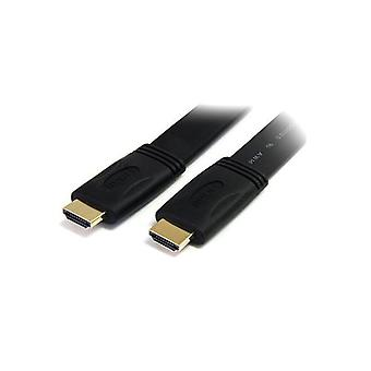 Alogic Flat High Speed Hdmi With Ethernet Cable Male To Male