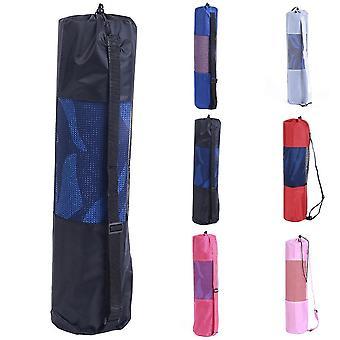 Bærbar Gym Fitness Yoga Mat, Tæppe Carry Skuldertaske