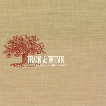 Iron & Wine - Creek Drank the Cradle [CD] USA import