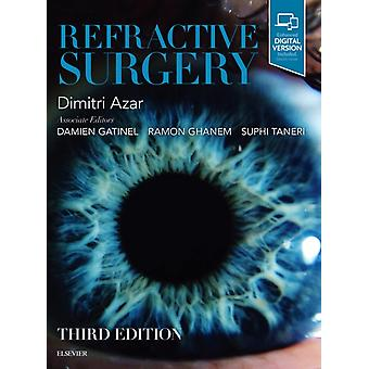 Refractive Surgery by Azar & Dimitri T. & MD & Dr.