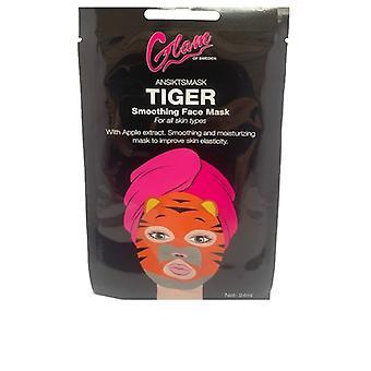 Kosteuttava kasvonaamio Glam Of Sweden Tiger (24 ml)