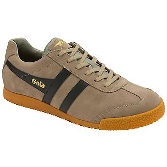 Gola Harrier Suede Mens Casual Trainers