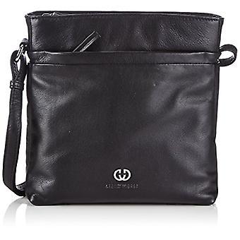 Gerry Weber Piacenza 4080002485, Women's Crossbody Bag, Black (Schwarz (black 900)), 21x22x6 cm (L x A x P)