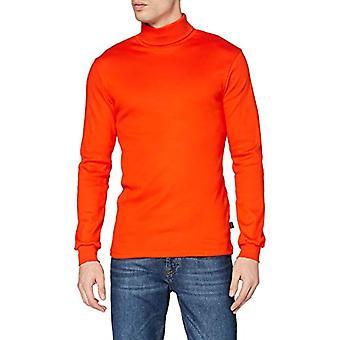 Trigema 685010 Turtleneck, Orange (Fluorescent Orange), XXXL Men's