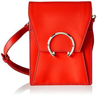 Liebeskind Berlin Crossbm-daddy5 - Women's crossbody bag, 6 x 17 x 23 cm, Red (Summer Red), 6x17x23 cm