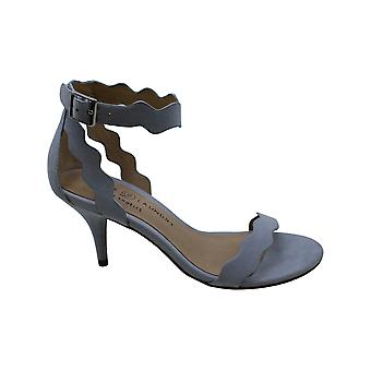 Chinese Laundry Womens Rosie Scalloped Dress Sandals