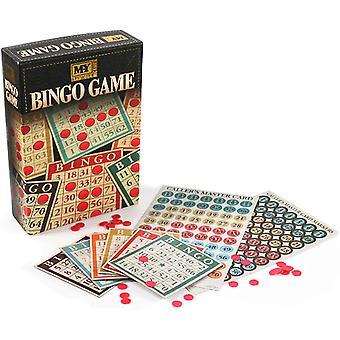 M.Y κλασικό παιχνίδι μπίνγκο