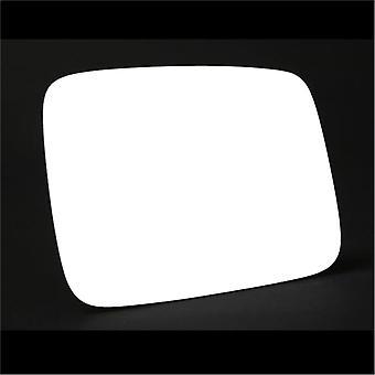 Vidrio de espejo Stick-On Wing del lado derecho