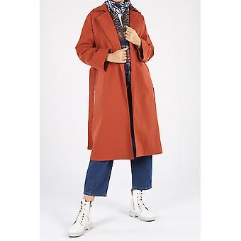 معطف خندق الجيب الأحزمة