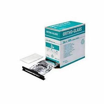Bsn-Jobst Splint Roll Ortho-Glass 3 Inch X 15 Foot Fiberglass White, Case of 2