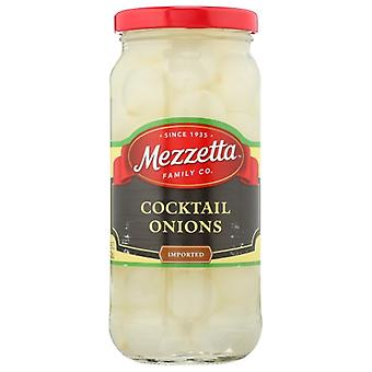 Mezzetta Onion Ccktail Sml, Case of 6 X 16 Oz