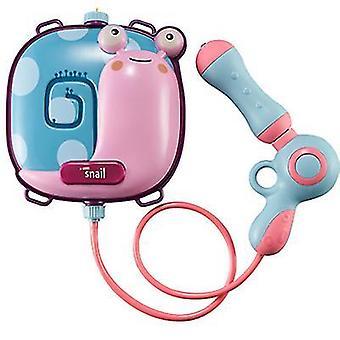 1900ml/1550ml children's water gun toy, summer beach outdoor backpack water gun