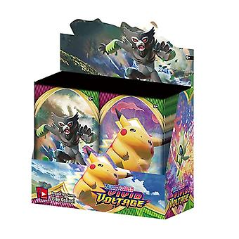 324st/box Collectie Shining Cards Gx Ex Vivid Voltage Game Toys 36 Pack Trading Card Engels