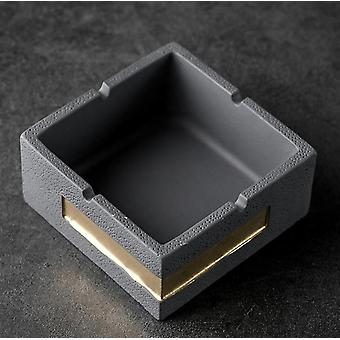 Fashion Art Ashtray Home Living Room Geometric Modeling Creative Personality Trend Office