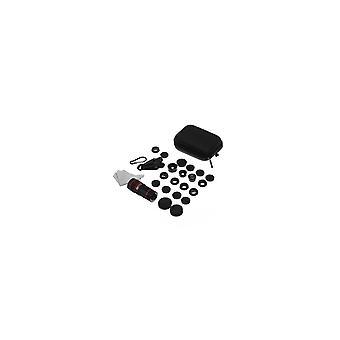 LIGINN L-8X1001 10 in 1 Fisheye Makro Laajakulma CPL Tähti Kaleidoskooppi Teleskooppi Linssi älypuhelimeen