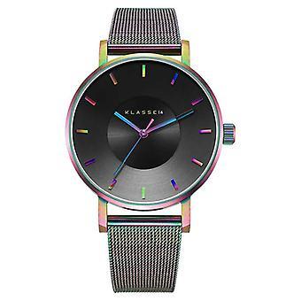 Klasse14 Volare Rainbow 36mm Steel Mesh Bracelet VO15TI002W Watch