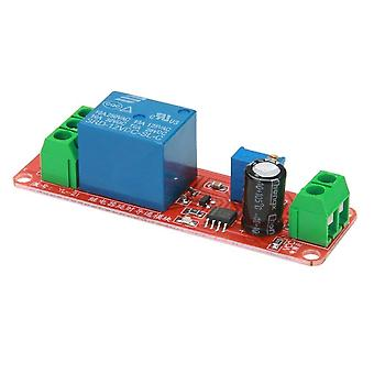 Dc 5v 12v tidsfördröjning relä ne555 tid relä sköld timing timer kontroll switch bilrelä puls generation arbetscykel
