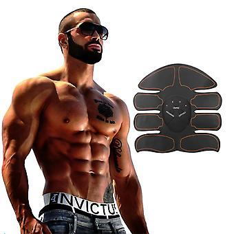 Electric Muscle Stimulator EMS Fitness Body Toner Slimming Massager battery version