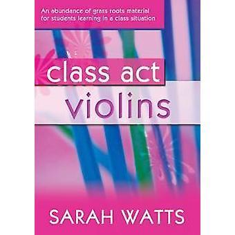Klassakt Violiner - Lärare