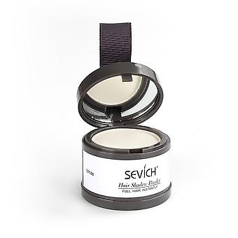 Sevich Light Blonde Color Hairline Shadow Powder Instantly Root Cover Up 4g