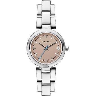 LLarsen (Lars Larsen Silver Stainless Steel) 126SSSB Women's Watch